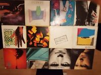 "Vinyl record collection 12"" LPs"
