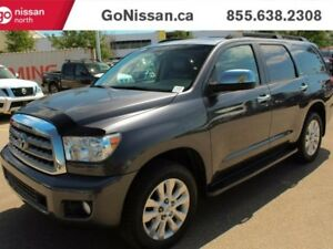 2013 Toyota Sequoia Navigation, DVD, Leather!!