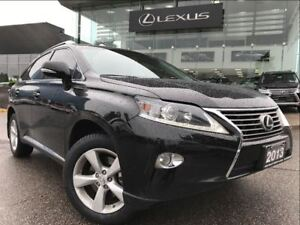 2013 Lexus RX 350 Premium Pkg 1 AWD Backup Cam Leather Sunroof