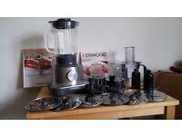 Kenwood FPM260 Food Processor - good condition