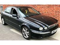 Jaguar X-TYPE 2.2D 2007MY SE 6 SPEED .SAT NAV
