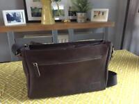 Men's real leather bag. Bargain