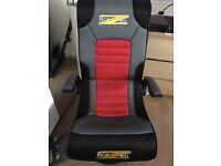 Unused gaming chair