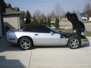 1996 Collectiors Edtion Silver LT4 Corvette. (Excellent Cond)