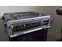 SWR 550X Bass Amp Head & Gallien Krueger RBH 210 Speaker Cabinet