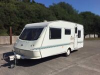 5 Berth Elddis vogue full awning priced to sell
