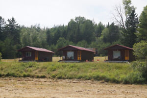 Gaspereau CABIN or LODGE for rent (hunters welcome)