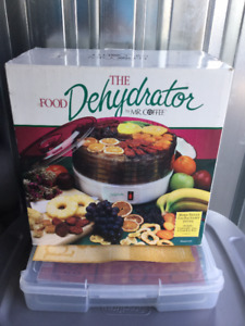 Mr. Coffee Food Dehydrator