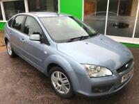 2006 Ford Focus,1.6 Petrol,5 S-Stamps,Cambelt done with 90k,MOT,29/04/2018
