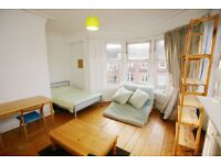 Large bright room in refurbished West End flat