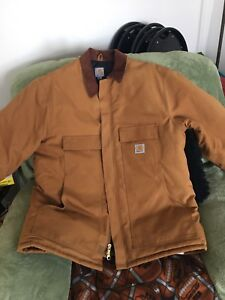 Carhartt Insulated Work Jacket