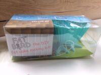 Ethos Fat Bird - The DIY Fat Cake Making Kit (Blue)
