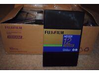 FOR SALE FUJI HDCAM TAPES - 12MINS