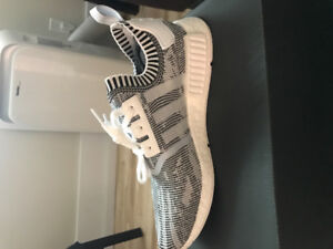 NMD BOOST R1- GREY/WHITE
