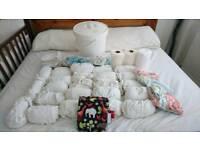 Birth to Potty Reusable Nappies