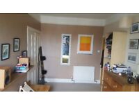 Large double room. Quiet airy house