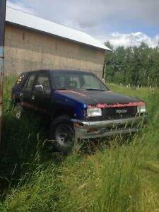 91 Isuzu rodeo not running