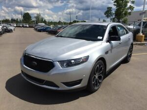 2016 Ford Taurus SHO!, AWD, 401a pkg, Heated rear seats, moonroo