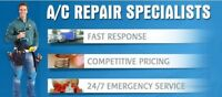 Competitive pricing heating and cooling repair
