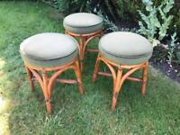 Set of 3 quality stools