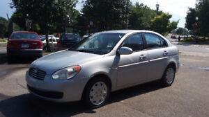 2007 Hyundai Accent BAS MILLAGE