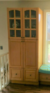 Tall cabinet pantry