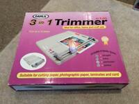 3 in 1 guillotine/Trimmer