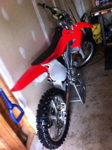 2003 Honda CR250 With Ownership