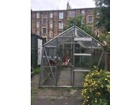 GREENHOUSE LARGE (FREE) MUST BE UPLIFTED