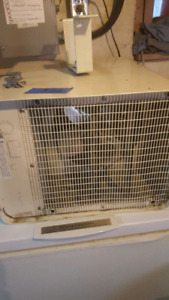 Commercial industrial heater unit