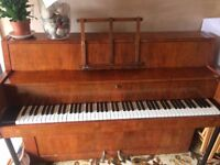 Free Piano For Collection Only