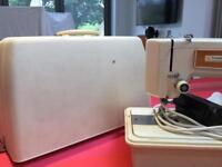 Sewing machine : Electric Frister Rossman 45 mark 3