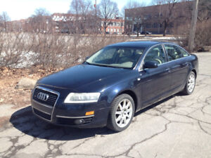 AUDI A6 QUATTRO 4 X 4 ALL WHEEL DRIVE AWD