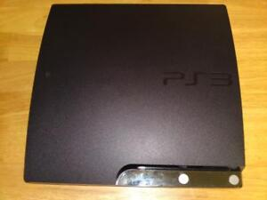 PS3 Slim 120GB with Controller and Games