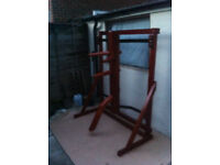 MARTIAL ARTS WING CHUN WOODEN DUMMY FOR SALE