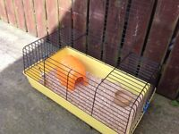 Indoor cage , Guinea pig , rabbit , possible delivery