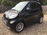 SMART FORTWO COUPE Passion mhd 2dr Auto (black) 2009