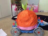 Cinderella horse and cart