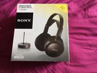 Sony Home Maison wireless headphones