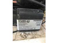 Stuart Turner 4.0 Bar twin pump