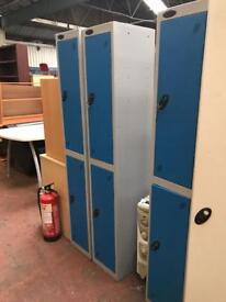 Single Lockers (2 Door )