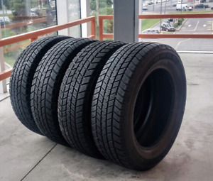 Set of four 185/65/15 Champiro winter tires