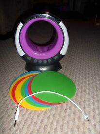 Twister music game