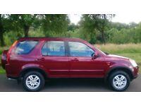 HONDA CRV I-VTEC SE SPORT 4X4++5 DRS ESTATE** EXCELLENT CONDITION