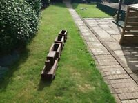 Garden Train Planter