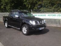 Nissan Navara Double Cab Pic-up Top-spec**72k 1 previous owner**