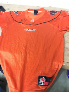 BC Lions Football Jersey