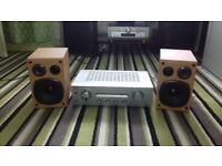 SONY AMP+SPEAKERS