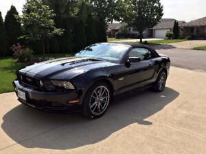 2014 Ford Mustang GT, Premium Edition Convertible
