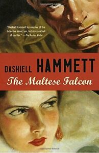Maltese Falcon-Dashiel Hammett-like new softcover + bonus book